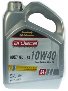 ARDECA  10W-40 MULTI TEC + B4 5L