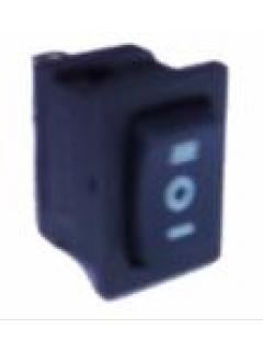 Vypínač kolébkový přepínací 14x20mm
