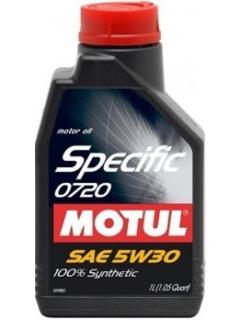 MOTUL SPECIFIC 0720 5W30, 1L