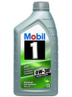 Mobil 1 ESP Formula 0W-30  1L