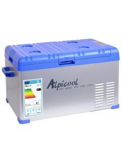 Autochladnička 30 litrů 12/24/230V, -20°C kompresor, 07090