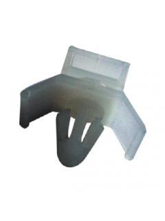 Příchytka stahovacího pásku do otvoru 6,2 mm