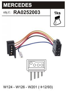 ISO adaptér MB