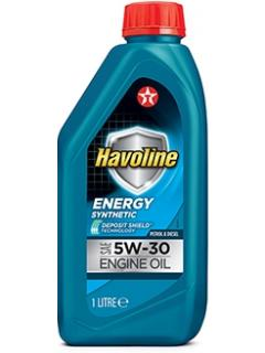Texaco Havoline   5W-30 Energy   1L