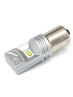 CSP LED BAU15S bílá, 12-24V, 30W  1ks