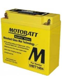 Akumulátor Motobatt 12V 13Ah MBT14B4 175A
