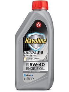 Texaco Havoline  5W-40 Ultra S  1L