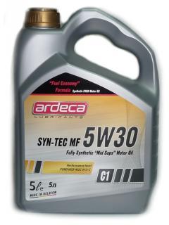 ARDECA  5W-30 FORD SYN-TEC MF 5L