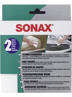 SONAX Čistící houbička - univerzální 2 ks