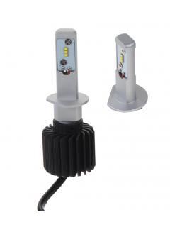 LED H1 do světlometů (set), 4000Lumen, nehomologovaná, bílá