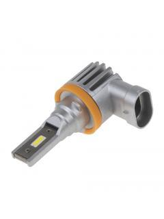 CSP LED H9 bílá, 9-32V, 4000LM