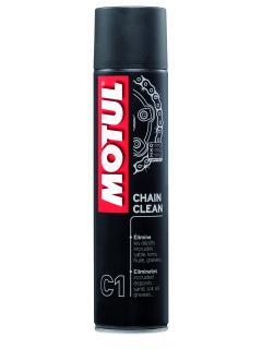 Čistič řetězů MOTUL C1 CHAIN CLEAN 400ml