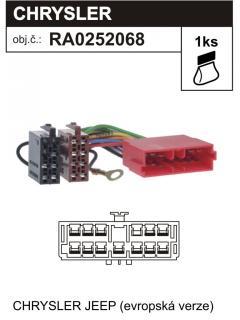 ISO adaptér CHRYSLER