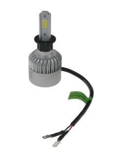 COB LED H3 bílá, 9-32V, 8000LM, IP65