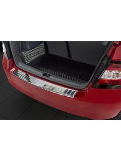 Ochranná lišta hrany kufru Škoda Fabia III 2014-2018 (hatchback), Avisa