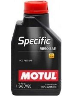 Motul SPECIFIC RBS0-2AE 0W-20, 1L