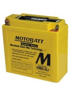 Akumulátor Motobatt 12V  7Ah MB5.5U 90A