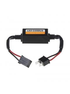 Filtr rušení EMC s redukcí pro žárovky H7