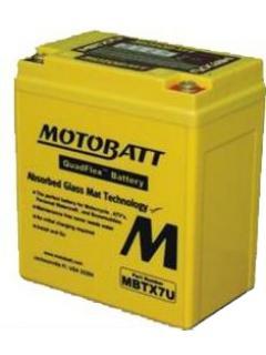 Akumulátor Motobatt 12V  8Ah MBTX7U 115A