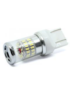 TURBO LED T20 (7443) bílá, 12-24V, 48W, 1ks