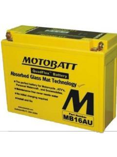 Akumulátor Motobatt 12V 20,5Ah MB16AU 230A