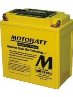 Akumulátor Motobatt 12V 19Ah MBTX16U 250A