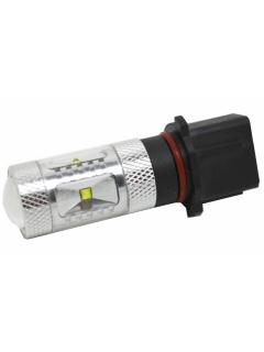 CREE LED P13W bílá, 12-24V, 30W (6x5W), 1ks