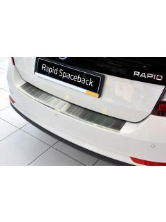 Ochranná lišta hrany kufru Škoda Rapid 2012- (spaceback), Avisa