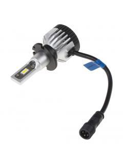 X7 LED D2S bílá, 10-30V, 7000LM, IP65