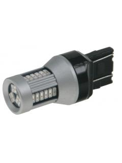 LED T20 (7443) červená, 12-24V, 30LED/4014SMD, 1ks