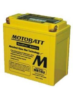 Akumulátor Motobatt 12V 20Ah MB16U 240A