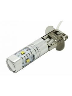 CREE LED H3 bílá, 12-24V, 25W (5x5W), 1ks