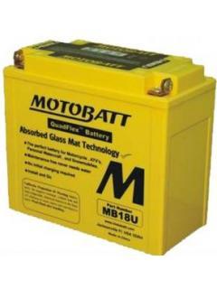 Akumulátor Motobatt 12V 22,5Ah MB18U 280A