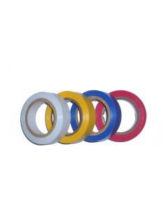 Izolační páska rudá 0,13 x 19mm x 10m