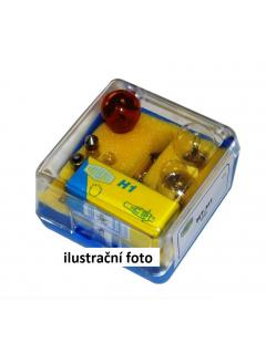 Sada náhradních autožárovek NISSAN PRIMERA H7 H1 99 (P11E144,N16)