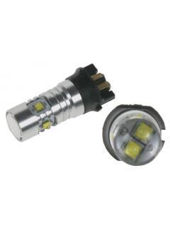 LED PW24W bílá, 12-24V, 50W (10x5W), 1ks