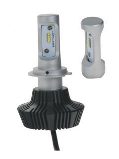 LED H7 do světlometů (set), 4000Lumen, nehomologovaná, bílá