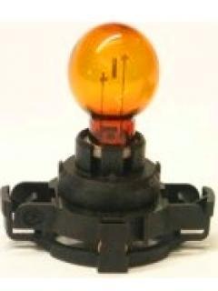 12V 24W PGU20/4 oranžová HIPERVISION PY24W Philips