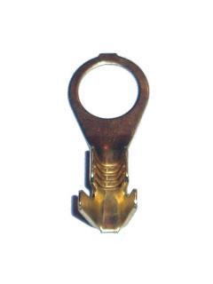 Kabelové oko 6,2mm 1,0-2,5mm