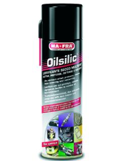 MAFRA OILSILIC, silikonový mazací a odvodňovací olej, obnova elektrovodivosti