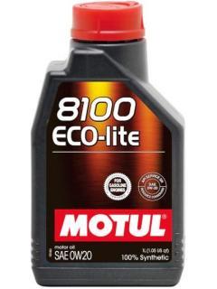 Motul 8100 ECO-LITE 0W-20, 1L