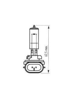 12V H50W (886)  PGJ13 TRIFA