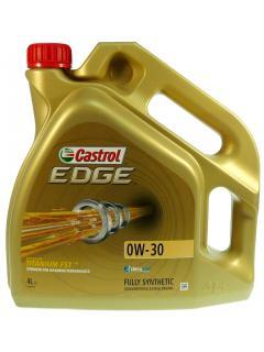 Castrol Edge Titanium FST 0W-30 4 l