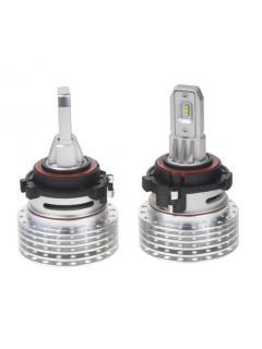 LED H7 do světlometů VW (set), 4000Lumen, bílá