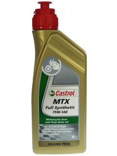 Castrol MTX Full Synthetic 75W-140  1L