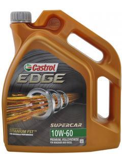 Castrol EDGE TFST SUPERCAR 10W-60 5L
