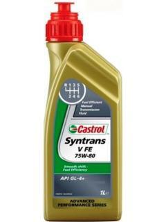 Castrol Syntrans V FE 75W-80 1L