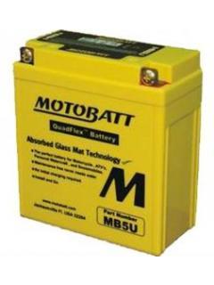 Akumulátor Motobatt 12V  7Ah MB5U 90A
