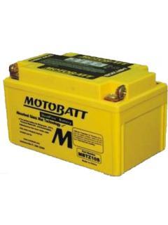 Akumulátor Motobatt 12V  8,6Ah MBTZ10S 140A