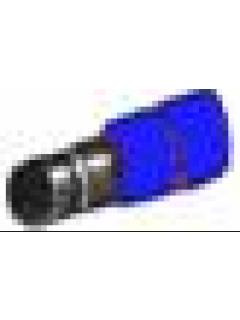 Zástrčka M kulatá  4mm -kolík-